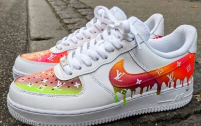 Custom sneakers – den helt perfekte julegaveidé
