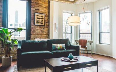 Sådan gør du din sofa til en del af din indretning