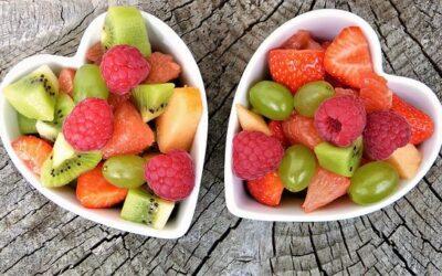 Hop med på moden og spis mere frugt