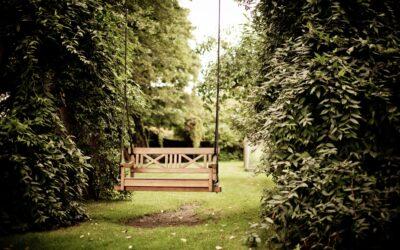 Skab en hyggelig og sindsrolig atmosfærisk have